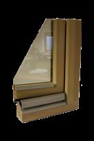 Holzfenster 2-fach Verglasung