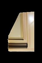 Holzfenster 3-fach Verglasung